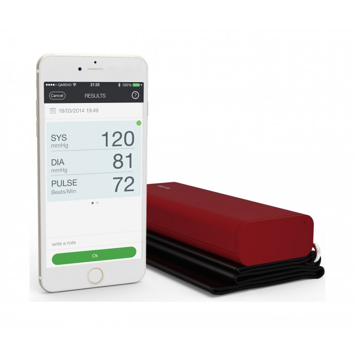 OTO Adore Foot Massager + Qardio Arm Wireless Blood ...