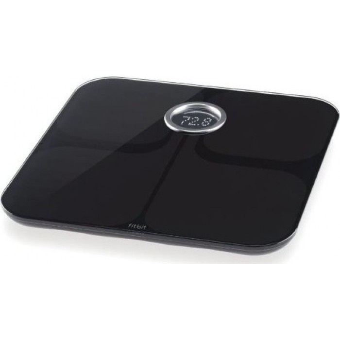 Fitbit Aria Smart Scale (FB201B) - Black | Xcite Alghanim ...