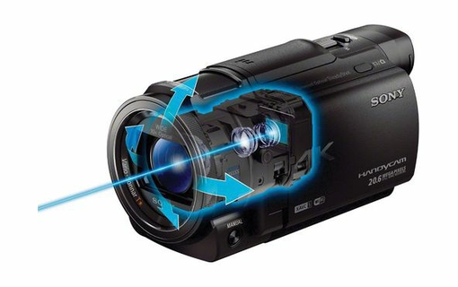 The Sony FDR-AX33 Ultra-HD Camcorder