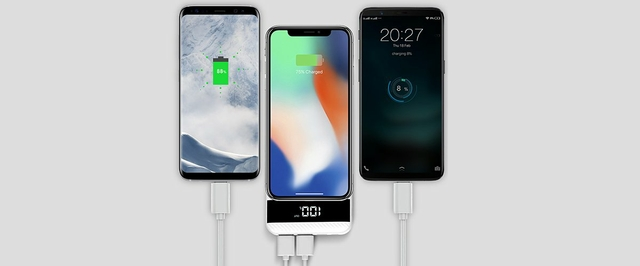 Charge 3 Devices Simultaneously