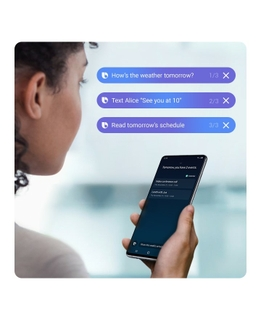 Your always-ready, intelligent assistant