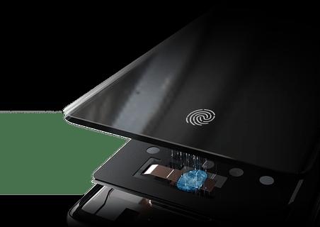 Galaxy S10 Fingerprint Scanner | samsung s10 mobile