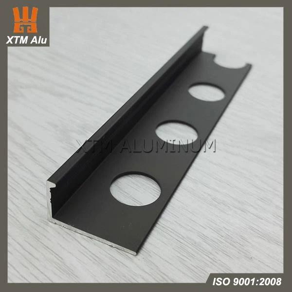 10mm l shape kitchen bathroom ceramic wall tile trim 3 8 l angle aluminum corner tile trim manufacturers and suppliers china factory xingtaomei
