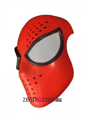 Spiderman Face Shell : spiderman, shell, Spiderman, Faceshell, Magnetic, Lenses, [30396], .00, Zentai,, Spandex