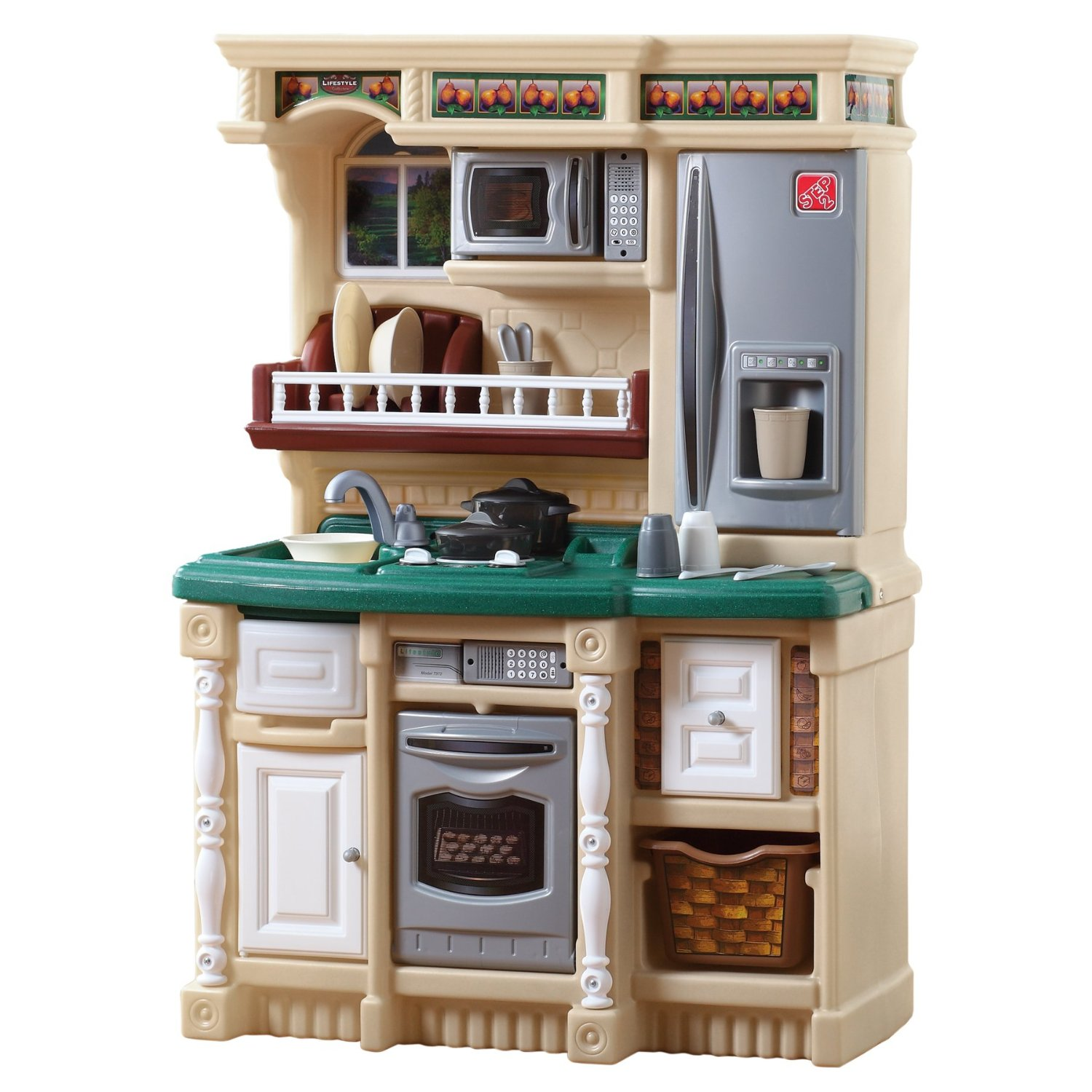 kids kitchen appliances free standing storage 17 christmas presents every irish child received from