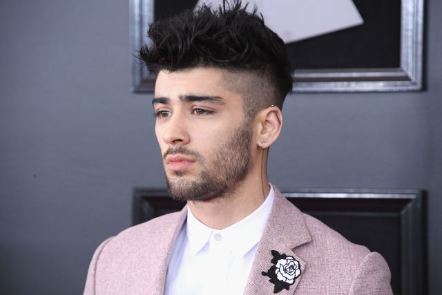 the 10 picture evolution of zayn malik's hair (which is now