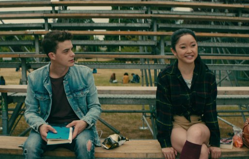 Image result for to all the boys i loved before josh