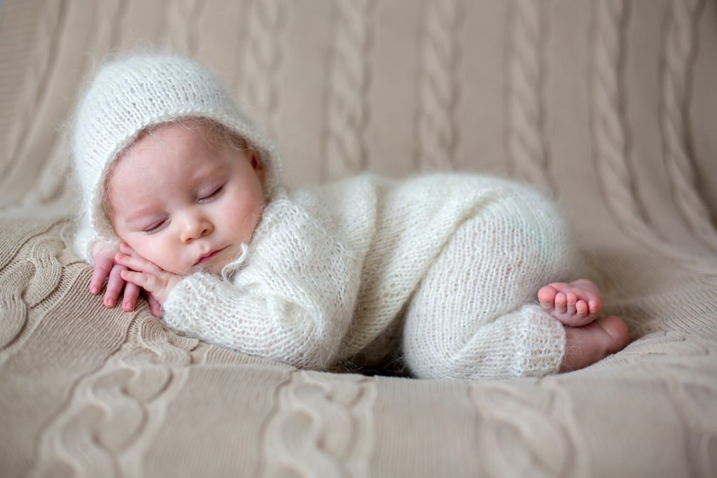 There S A Reason Why Babies Love To Sleep With Their Bum In The Air And It S Adorable Herfamily Ie