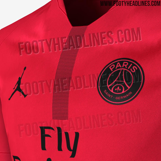 jordan goalkeeper shirt