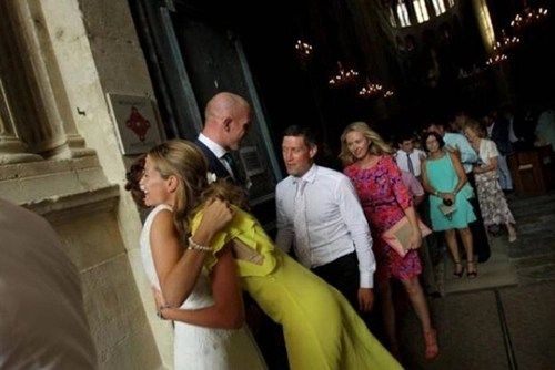 Paul OConnell Ties The Knot In France JOE Is The Voice