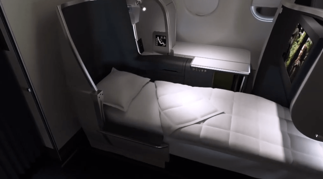 Video Take a look around Aer Lingus swanky new business