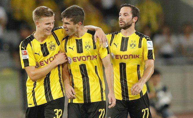 Borussia Dortmund Release A Brand New Kit For The