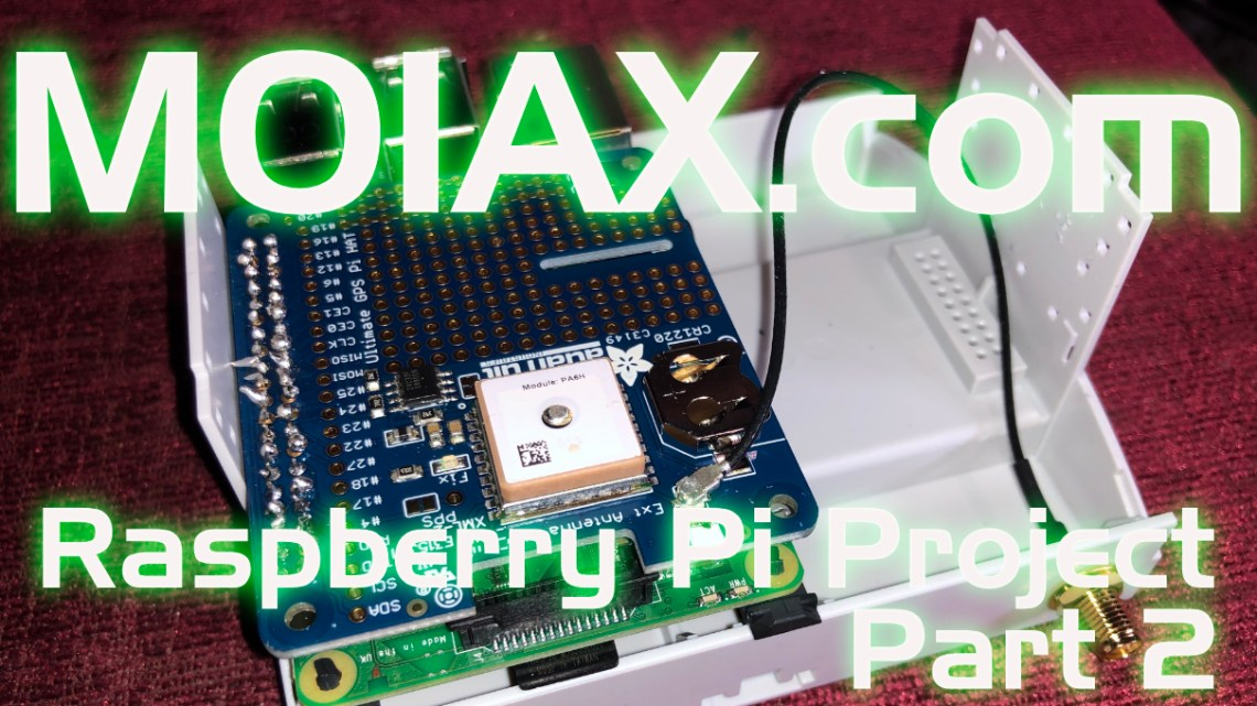 The Raspberry Pi Project – Part 2