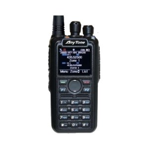 Digital Mobile Radio - Anytone AT-868UV