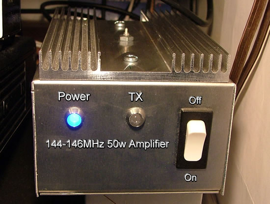 2n6084 144mhz Fm Power Amplifier M0ukd Amateur Radio Blog