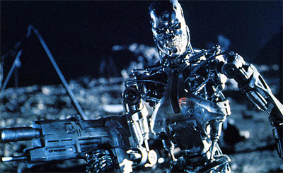 No bones (or metallic endoskeleton) about it...