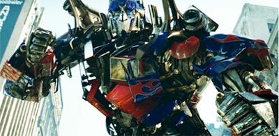 For those who dare speak up against Transformers 2, Optimus Prime would like to introduce you to his two friends: reason and persuasion...