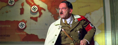 Oh my god, you killed Hitler! You basterds!