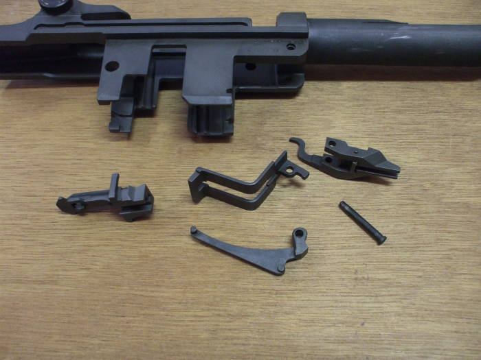 m1 rifle diagram warn atv winch switch wiring final assembly of an garand action exploded