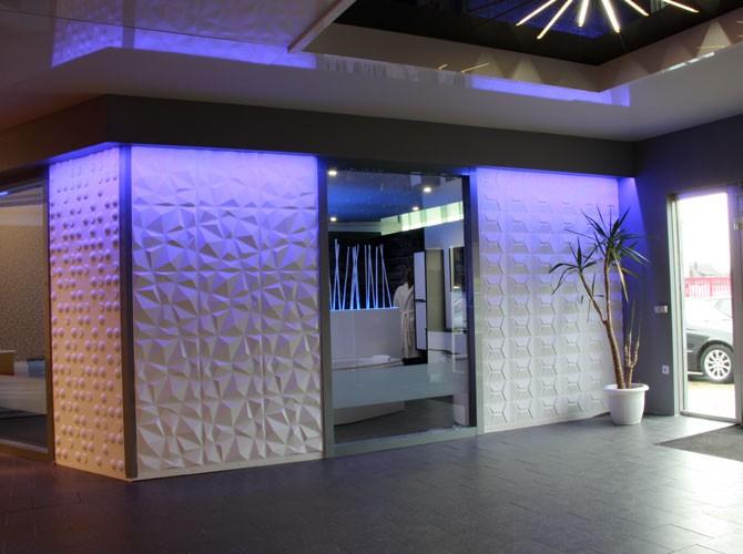 3D Wandpaneele Deckenpaneele Wandverkleidung Design Idee DIAMOND * 3D Paneele kaufen