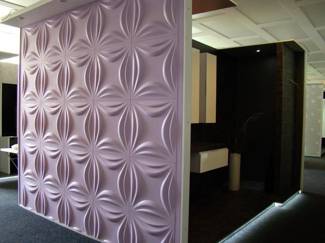3D Wandpaneele Wandplatten Wandverkleidung LILY * 3D Paneele kaufen