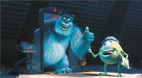 怪獸電力公司無法再拍續集的背後原因,被發現后嚇壞粉絲… 組圖