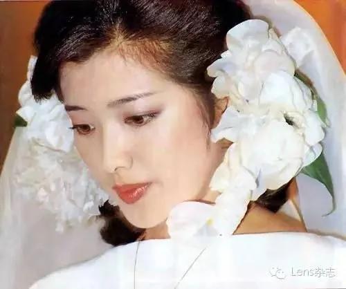 山口百惠:「我想成為空氣一樣的妻子」