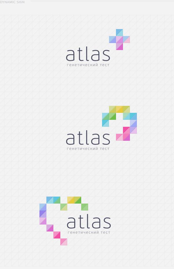 Atlas on Behance