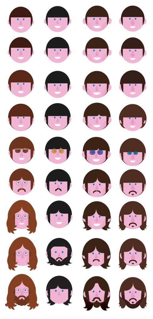 Beatles Revolution On Behance