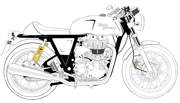 Continental GT on Wacom Gallery