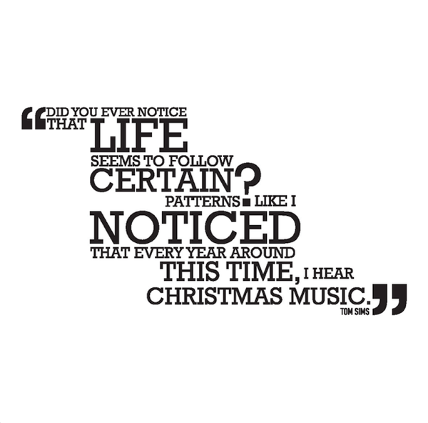 Christmas Quotes on Behance
