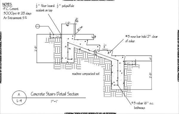 Construction Details: Construction Details In Autocad