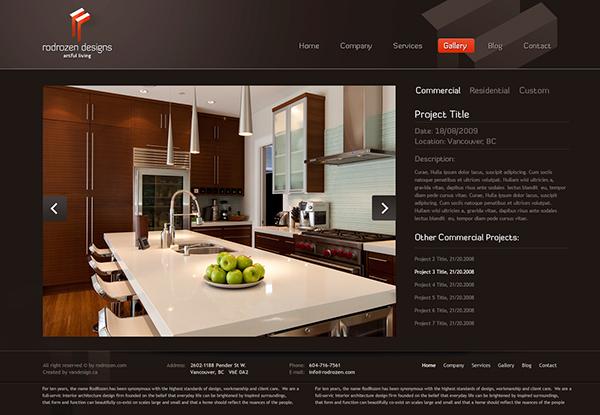 Interior Design Websites  The Flat Decoration