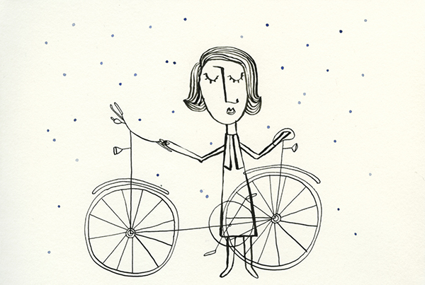 People on Bikes on Behance