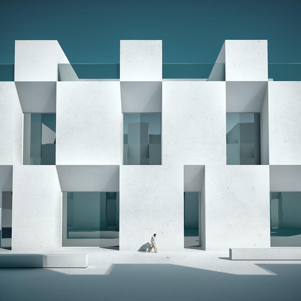 Architecture Minimalist Photography
