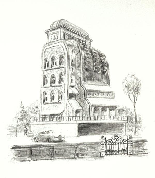 Building on Illustration Served