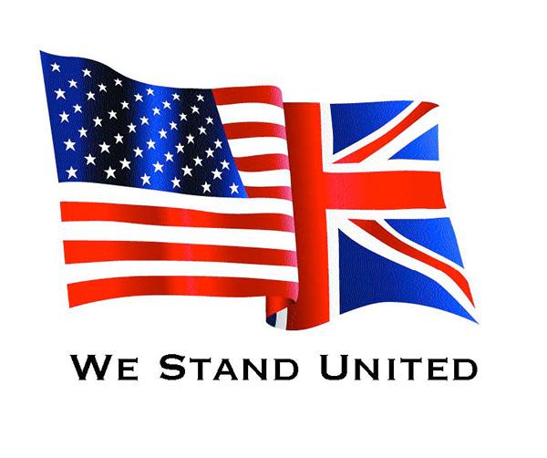 Image result for american flag british FLAG