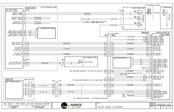 avionics wiring diagrams