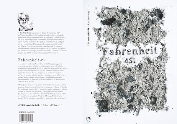 fahrenheit 451 on Typography Served