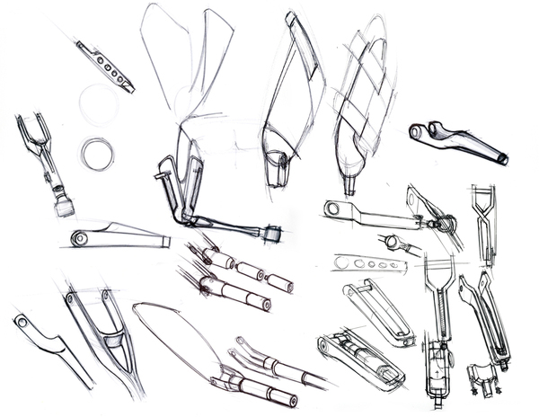 Prosthetic Arm Concept on Behance