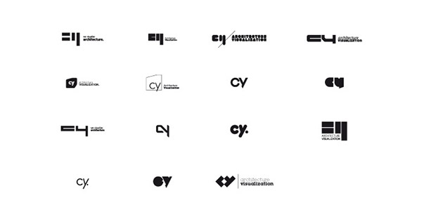 cy architecture on Behance