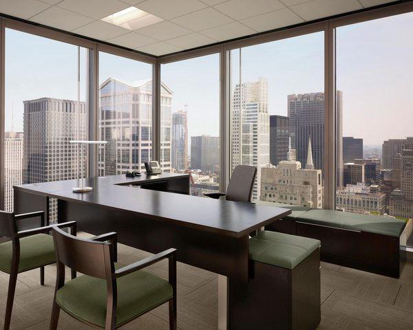 Quarles  Brady LLP Chicago Office Design on Behance