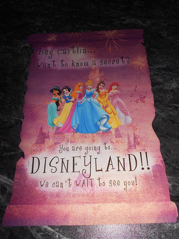 Disneyland Invites On Behance