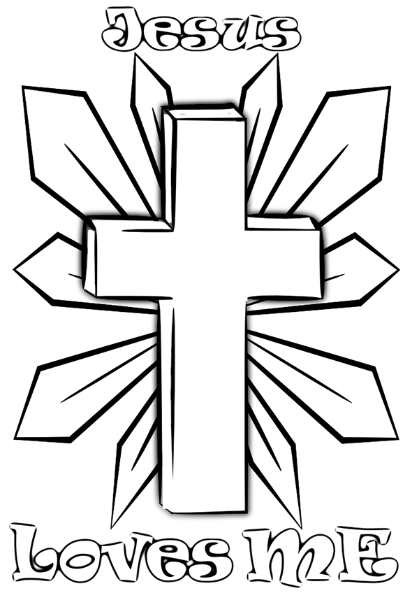 Coloring Pages Of A Church Coloring Home ~ Art Coloring