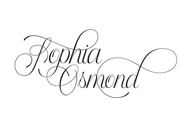 Doyald Script Typeface on Behance