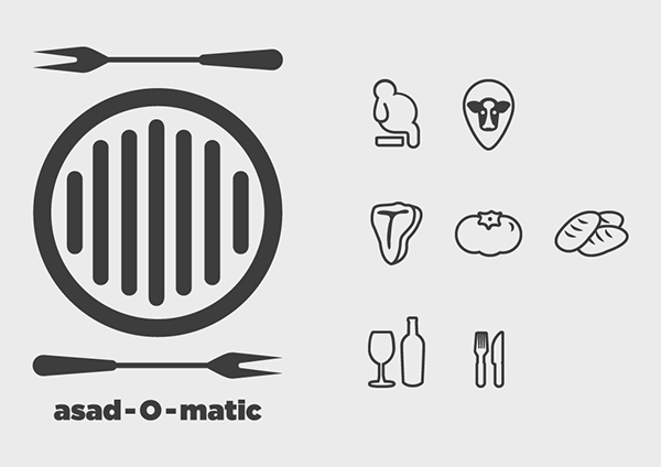 Asad-o-matic — iPhone app on Behance