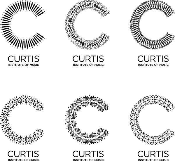 Curtis Institute of Music on Behance