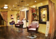 hair salon decorating ideas