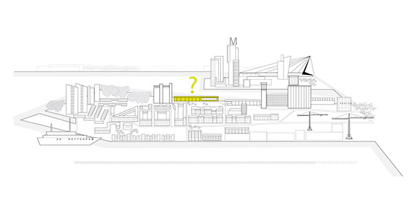 Hybrid architecture for the archipelago city on Behance