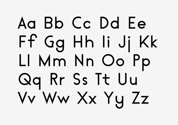 Figure Typeface on Behance